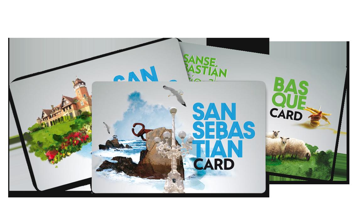 Nuevas tarjetas turista Basque Card | DBUS: Donostiako Tranbia ...