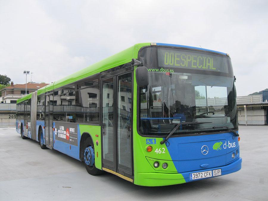 MERCEDES-O-530-G