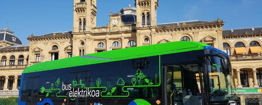 Foto bus Vectia