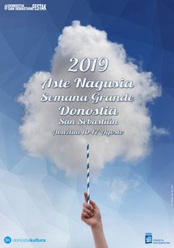 Cartel Semana Grande 2019