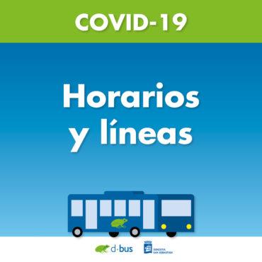 COVID19-HORARIOS-DBUS
